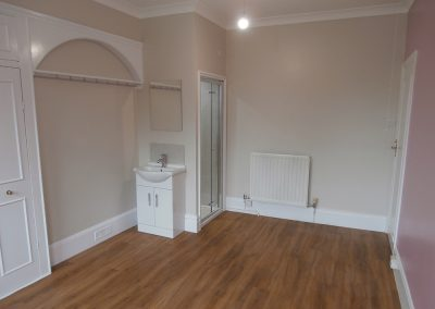 Bedroom & Showerroom Refurbishment